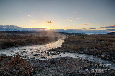 Photograph - Gem Valley Sunrise by Idaho Scenic Images Linda Lantzy