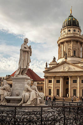 Photograph - Gendarmenmarkt by Geoff Smith