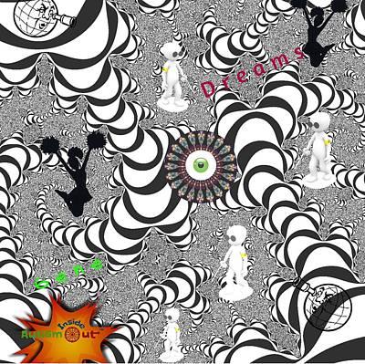 Gene Dreams Art Print