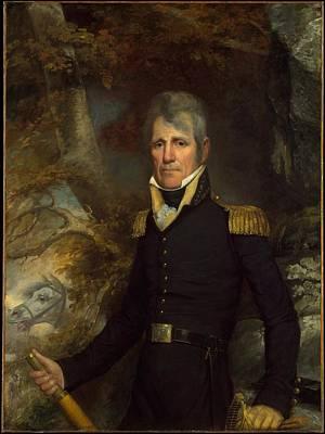 Wesley Jarvis Painting - General Andrew Jackson by John Wesley Jarvis