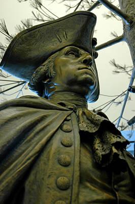Photograph - General George Washington by LeeAnn McLaneGoetz McLaneGoetzStudioLLCcom