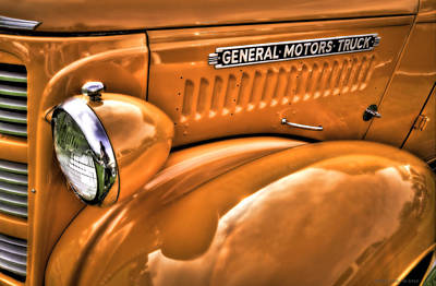 Chev Photograph - General by Jerry Golab