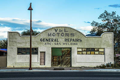 Photograph - General Repairs by Steven Bateson