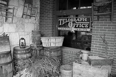 Photograph - General Store by Inspirational Photo Creations Audrey Taylor