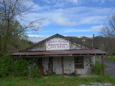 Photograph - General Store by James Calemine
