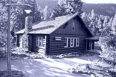 General Store Art Print by Larry Keahey
