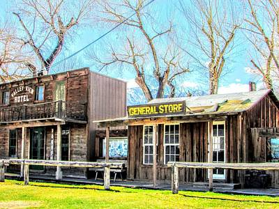 Photograph - General Store by Marilyn Diaz