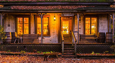 Photograph - General Store by Pierre Cornay