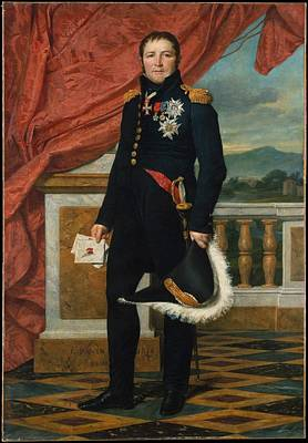 General Tienne-maurice Grard 17731852 Original by Jacques Louis David