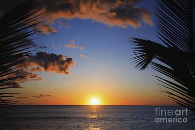 Generic Sunset Art Print