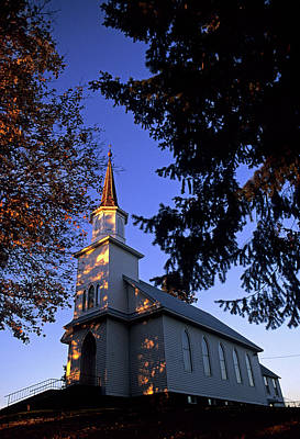 Photograph - Genesee Church II by Doug Davidson