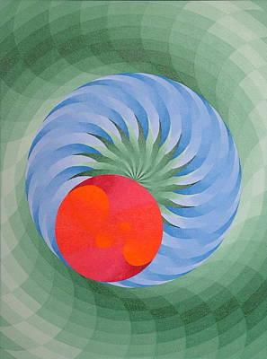 Genesis 3 Original by Peter Antos