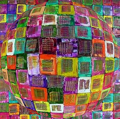 Painting - Genesis by Dawn Hough Sebaugh