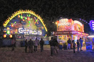 Genesis Of  Fried Dough Original