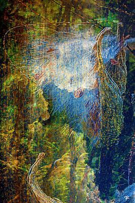 Digital Art - Genesis by Tom Romeo