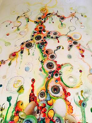 Mixed Media - Genetically Modified Organism by Douglas Fromm