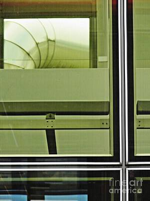 Photograph - Geneva Airport 2 by Sarah Loft