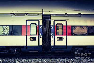 Photograph - Geneva Carriage by Roger Lighterness