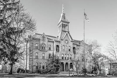 Photograph - Geneva College Old Main by University Icons