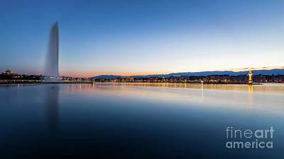 Photograph - Geneva by Giuseppe Torre