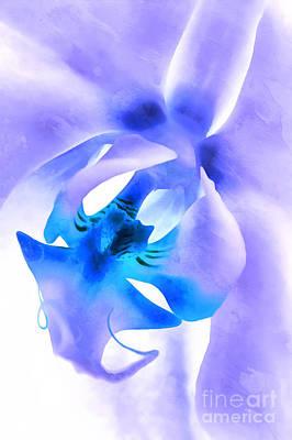 Digital Art - Gentle Blessing by Krissy Katsimbras