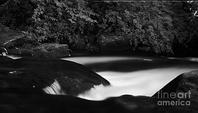 Photograph - Gentle Creek by Patrick M Lynch