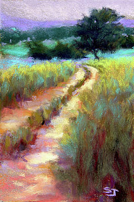 Painting - Gentle Journey by Susan Jenkins