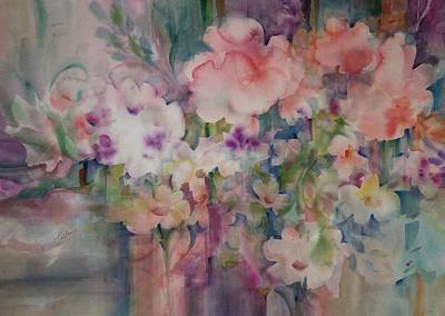 Painting - Gentle Moments by Karen Ann Patton