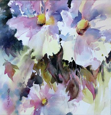 Painting - Gentle Persuasion by Rae Andrews