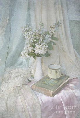 Antique Look Photograph - Gentle Still Life by Svetlana Novikova