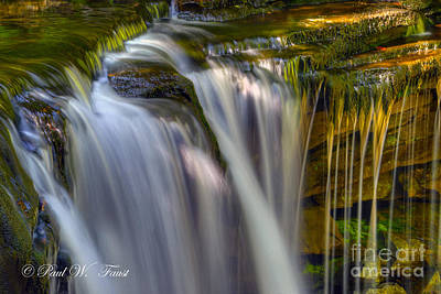Photograph - Gentle Waters by Paul W Faust -  Impressions of Light