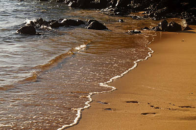 Photograph - Gentle Waves by Pamela Walton