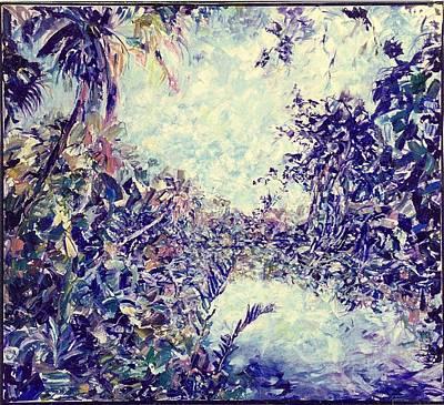Painting - Genus by Caroline Krieger Comings