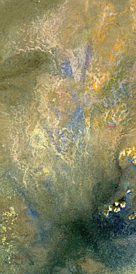 Geology Beginnings Art Print