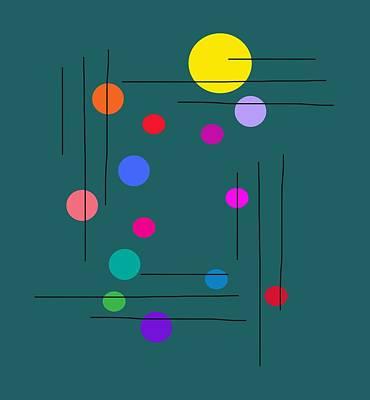 Geometric Art 101 Original by Bill Owen