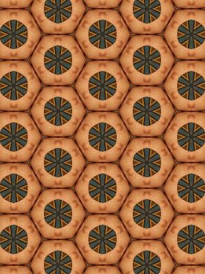 Mixed Media - Geometric Art 259 by Bill Owen
