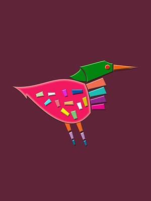Digital Art - Geometric Art 463 by Bill Owen
