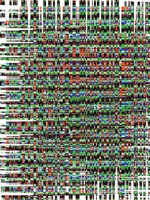 Digital Art - Geometric Art 519 by Bill Owen