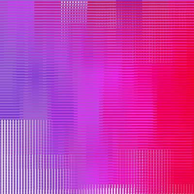 Digital Art - Geometric Art by Bill Owen