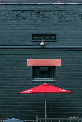 Photograph - Geometric Illusion by Steven Milner