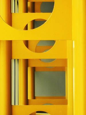 Photograph - Geometric Parity I by Kathi Isserman