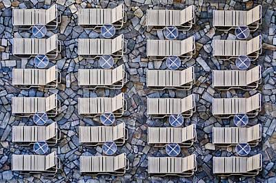 Honolulu Photograph - Geometrical by Klaus Lenzen