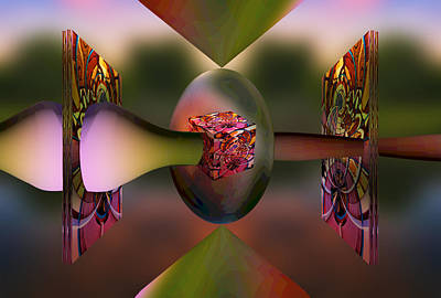 Photograph - Geometrical by Maria Coulson
