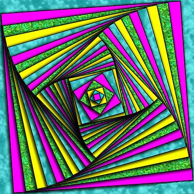 Digital Art - Geometry Art by Vitaliy Mishurovskiy
