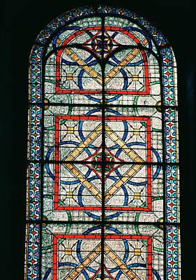 Photograph - Geometry Of Glass by Shaun Higson