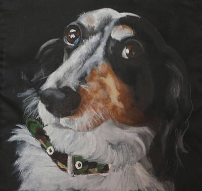 Painting - George by Carol Russell