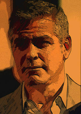 George Clooney Original by Tila Gun