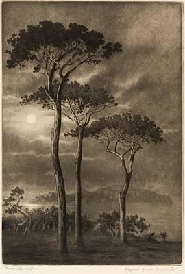 American Painting - George Elbert Burr by George Elbert Burr