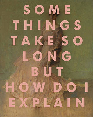George Harrison Lyrics Print                                              Art Print