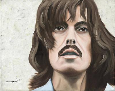 George Harrison Original by Rick Seguso